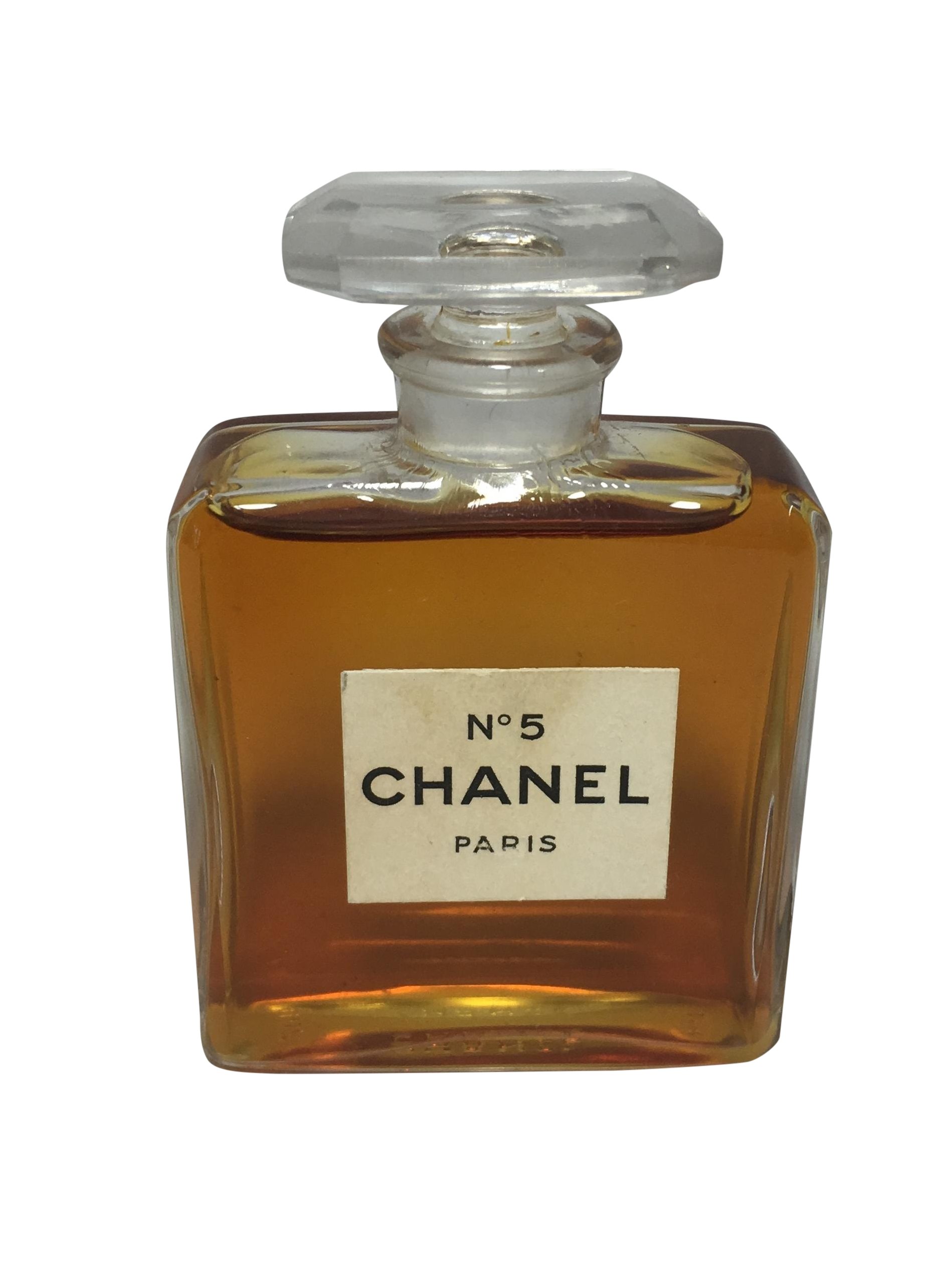 Bottle vintage paris chairish. Perfume clipart chanel no 5