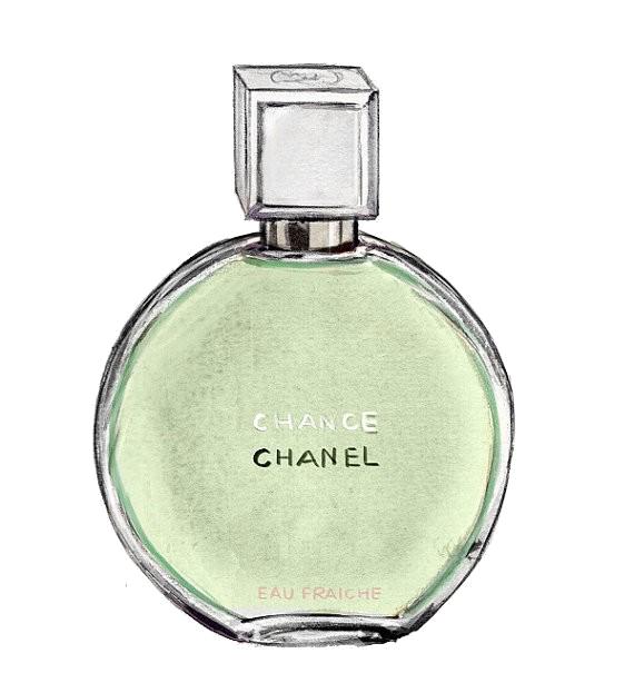 Perfume clipart chanel no 5. Coco clip art bottle