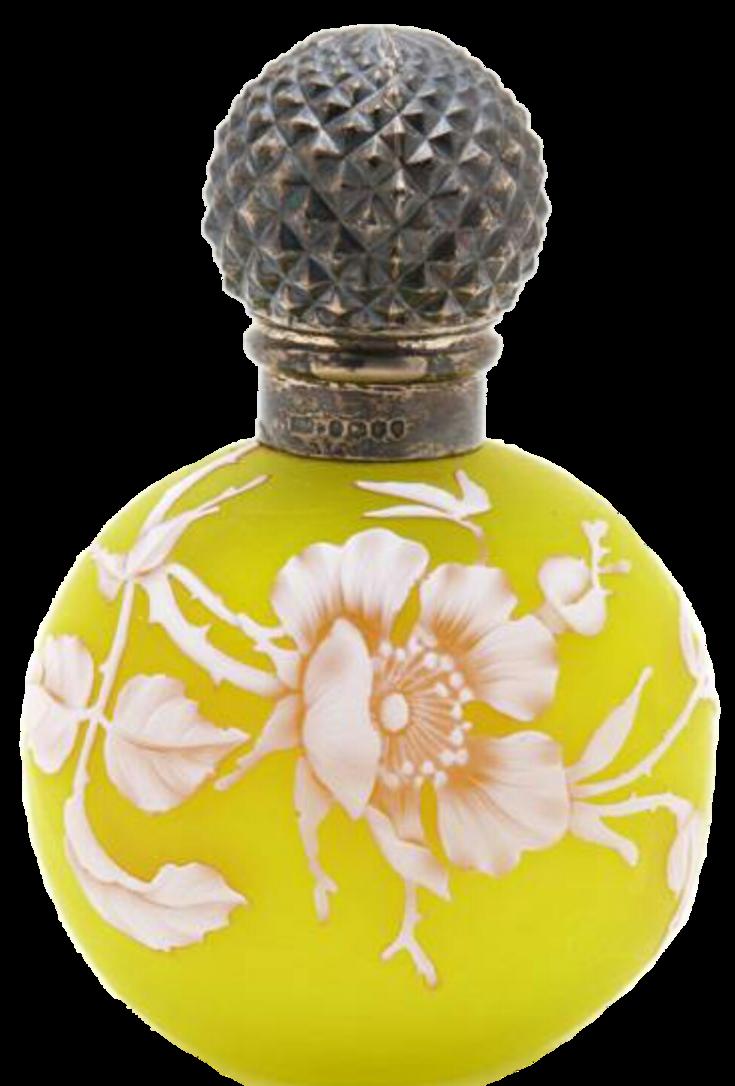 Funky vintage by jeanicebartzen. Perfume clipart cosmetic bottle