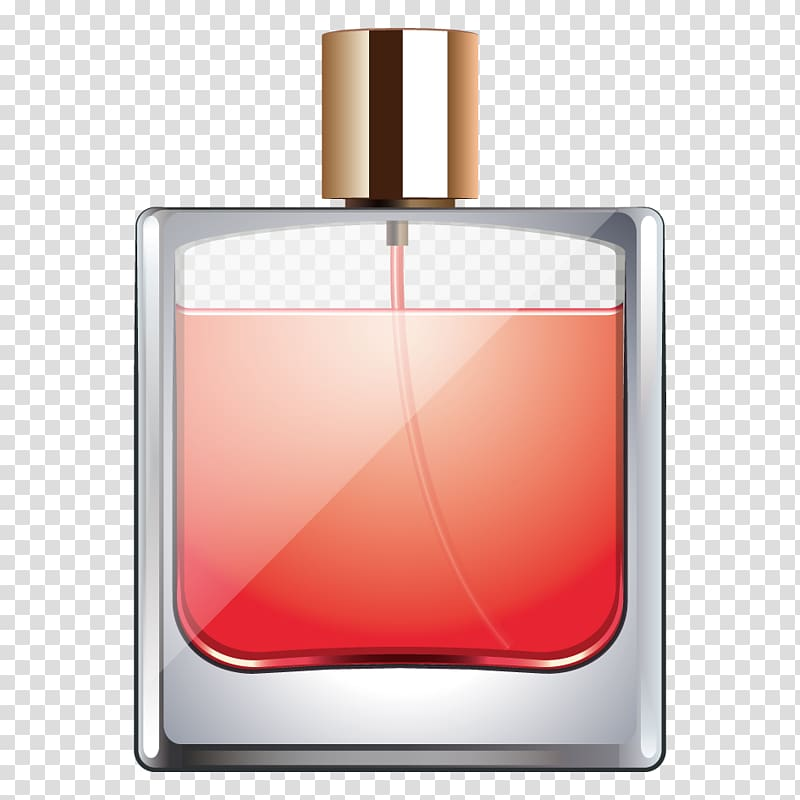 Transparent background png . Perfume clipart cosmetic bottle
