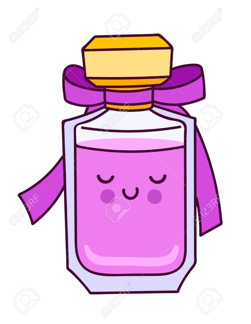 Perfume clipart cute. Cartoon x free clip