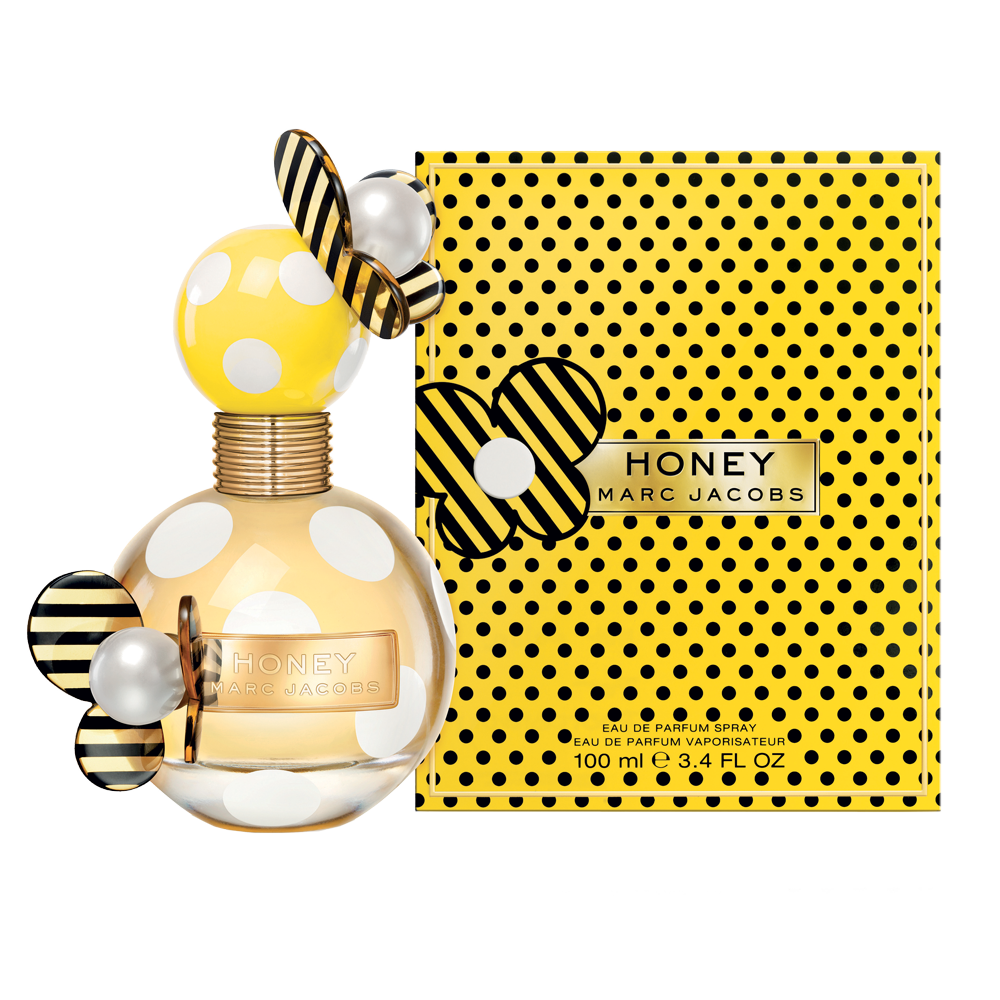 Duty free collection honey. Perfume clipart freshness