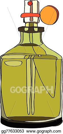 Vector stock fragrance for. Perfume clipart man clipart