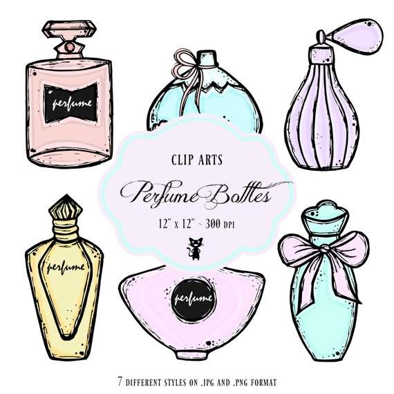 Drawing free download best. Perfume clipart perfume bottle