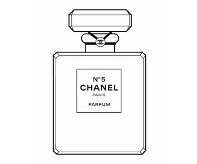 Perfume clipart perfume chanel. Bottle inspiration art