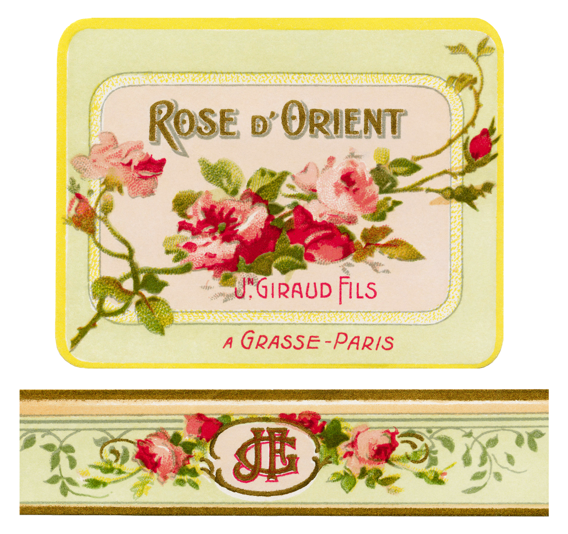 Free paris labels graf. Perfume clipart perfume french