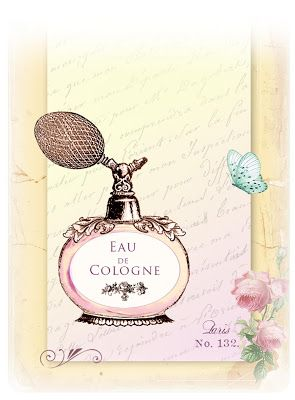 Perfume clipart perfume french. Bottles clip art vintage