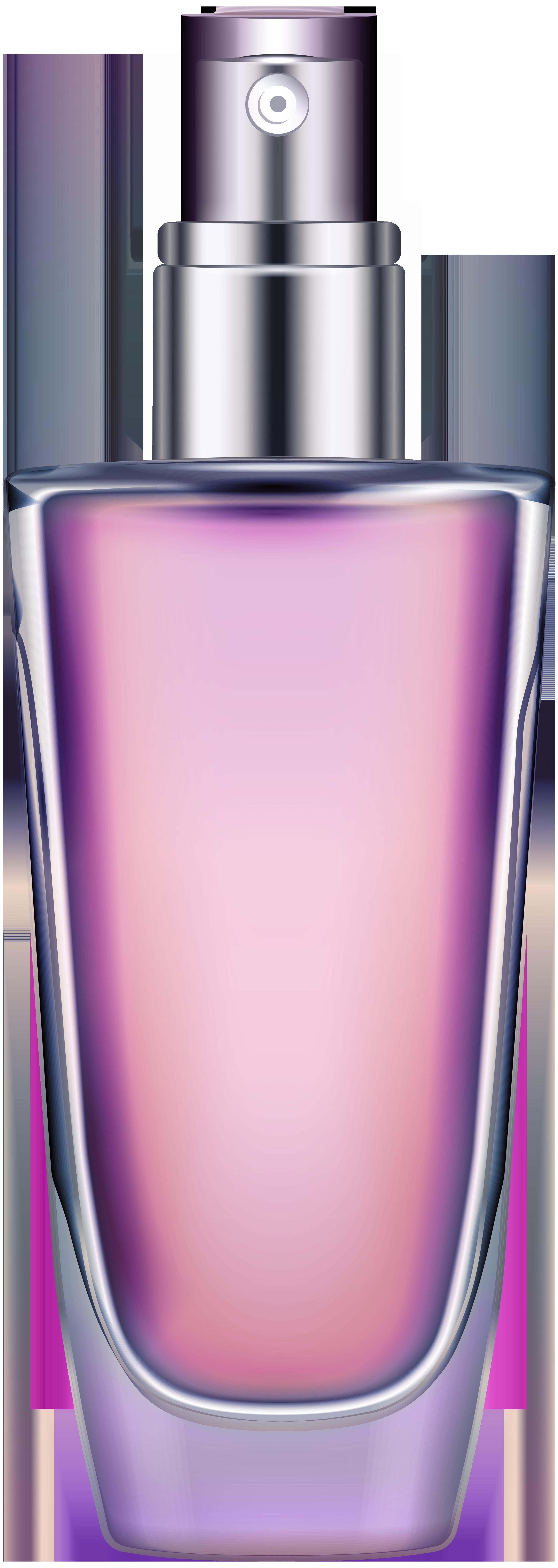 Perfume clipart pink perfume. Transparent clip art image
