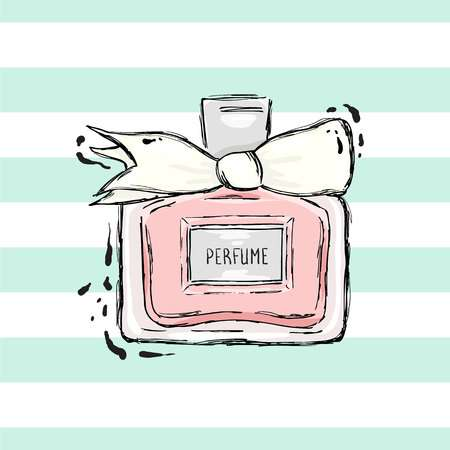 Perfume clipart pleasant smell. Station