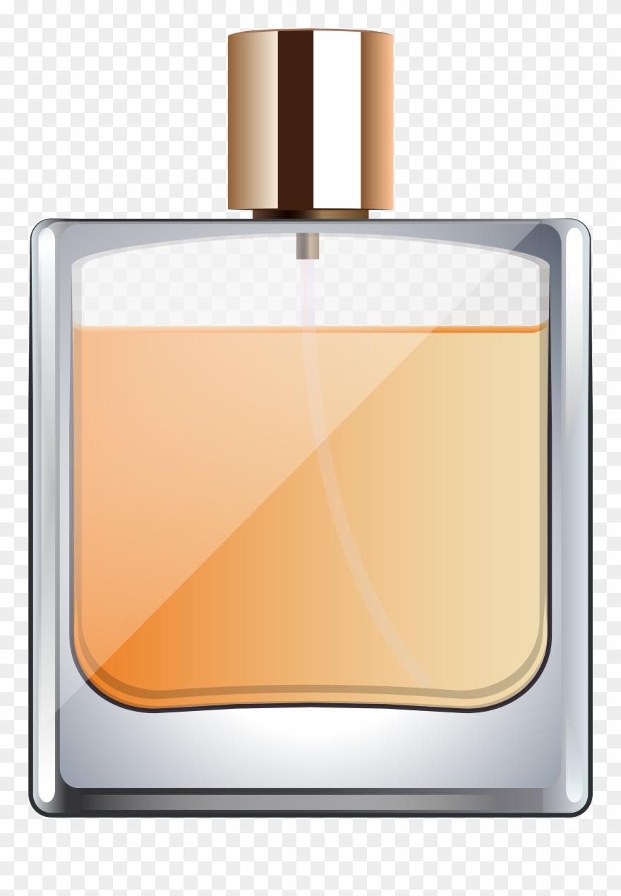 Perfume clipart purfume. Bottle transparent clip art