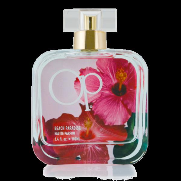 Perfume clipart spray mist. Op beach paradise