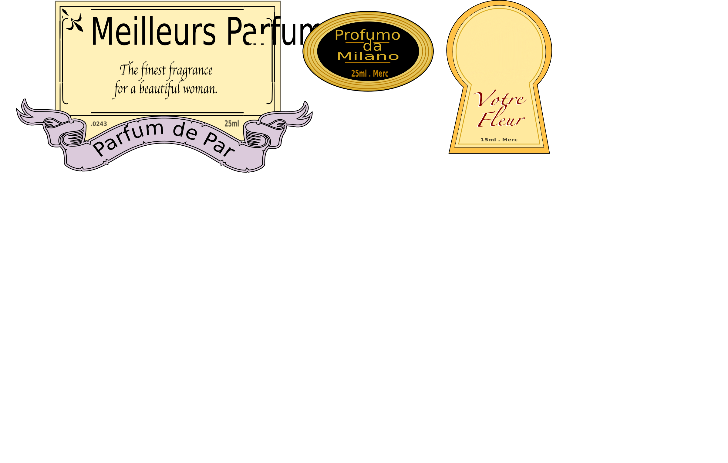 Perfume clipart woman. Labels big image png