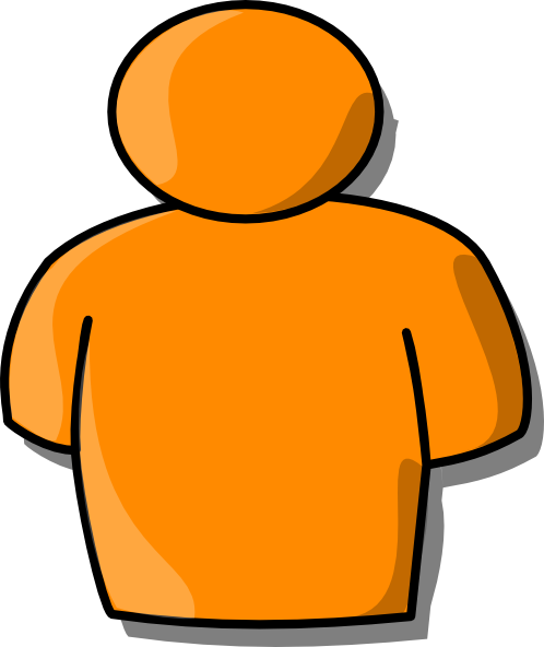 Person clipart. Thinking panda free images