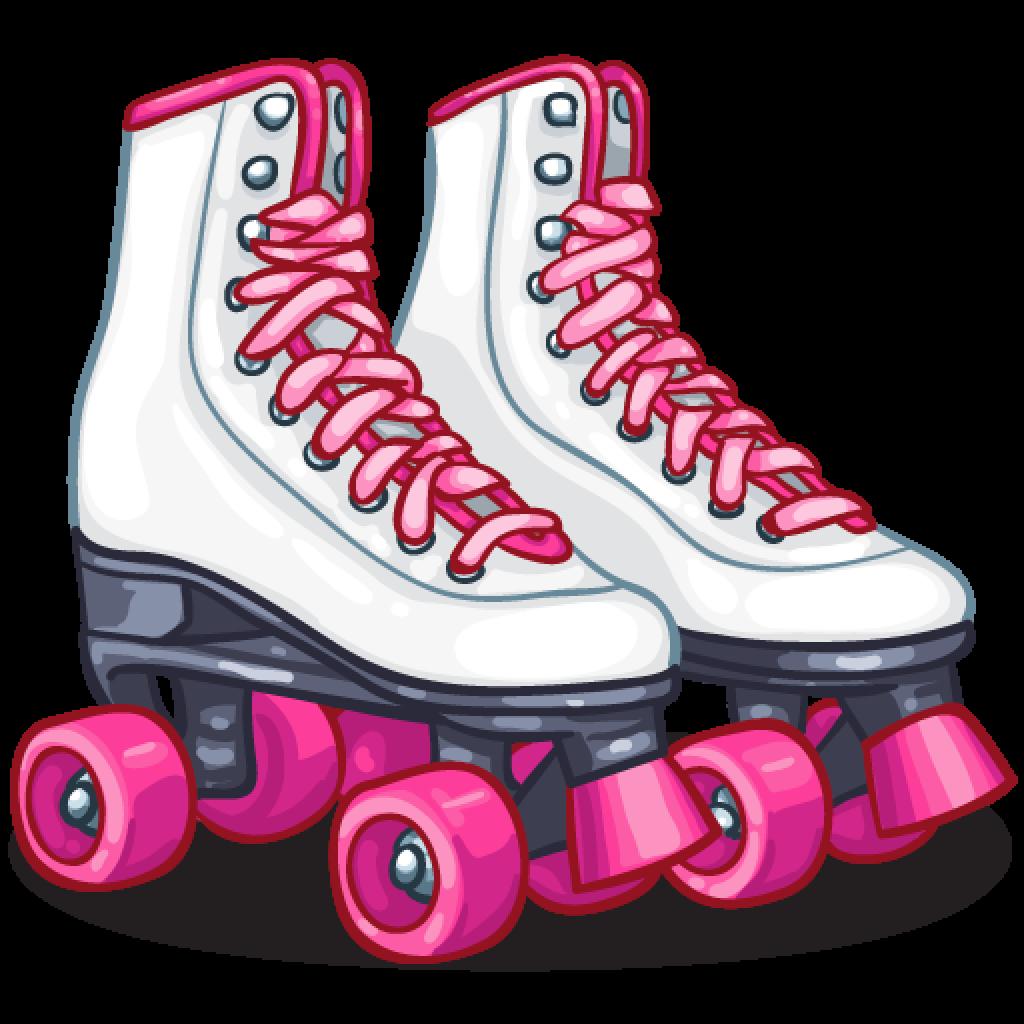 Purple clipart roller skate. Skates picture group item
