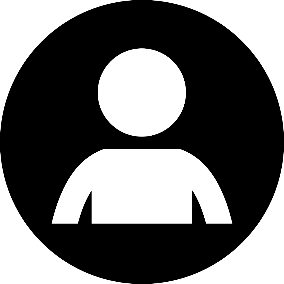 Person icon png. Round svg free download