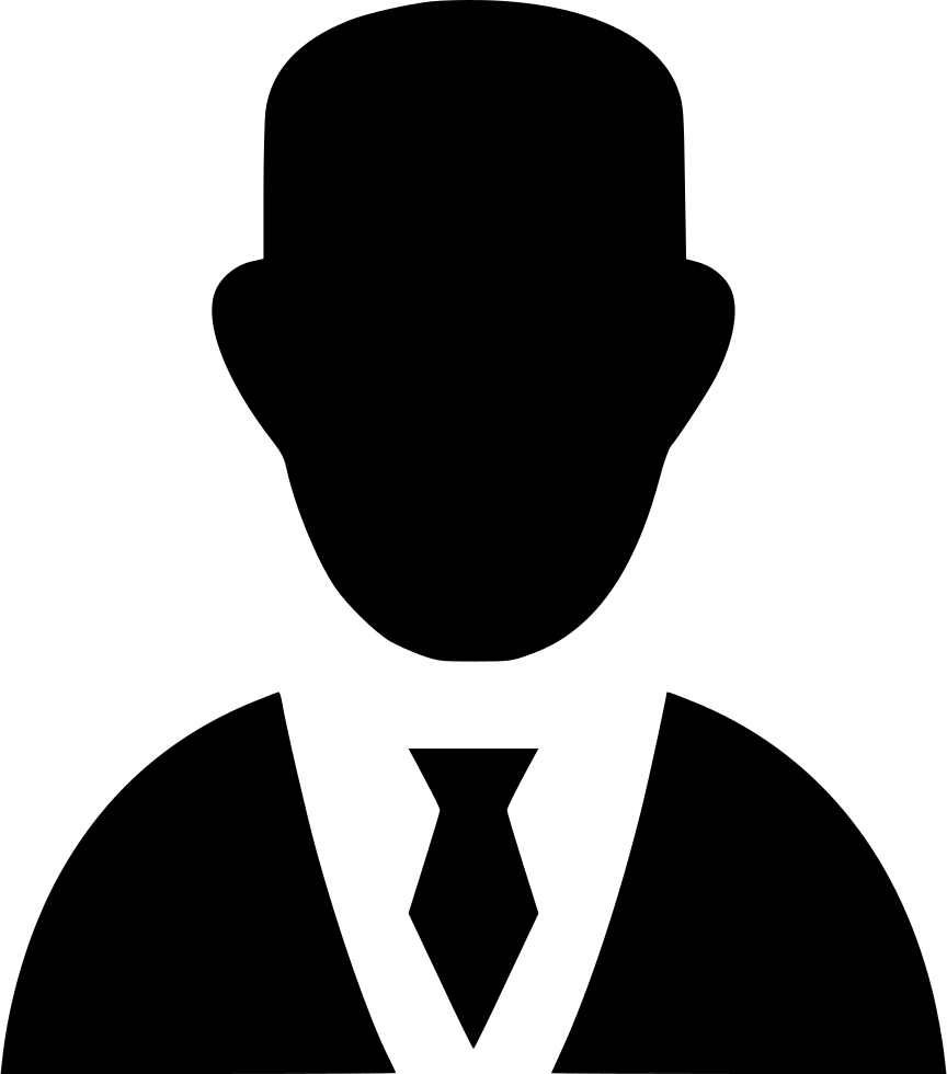 Person icon png. Business man finance online