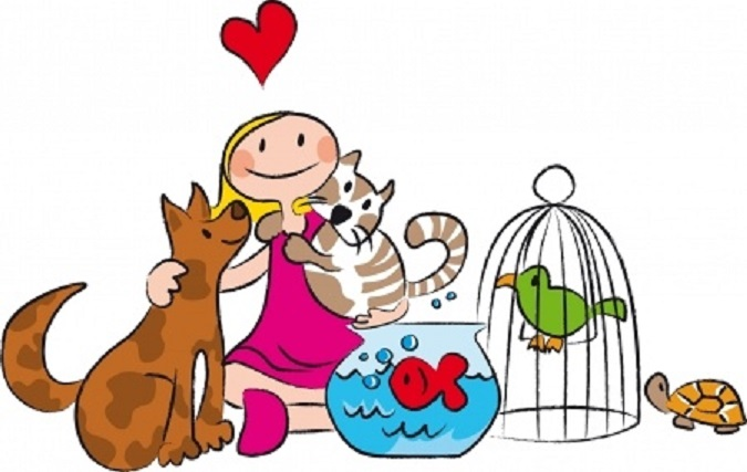 Pet clipart.  collection of high