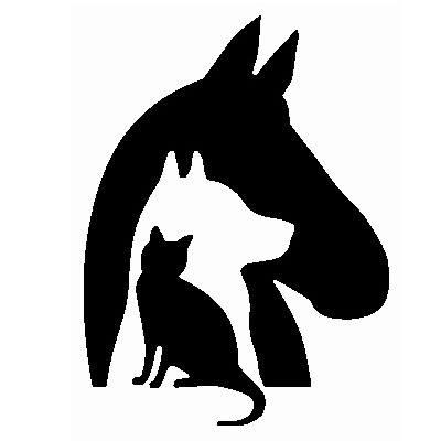 Working as an at. Pet clipart animal caretaker