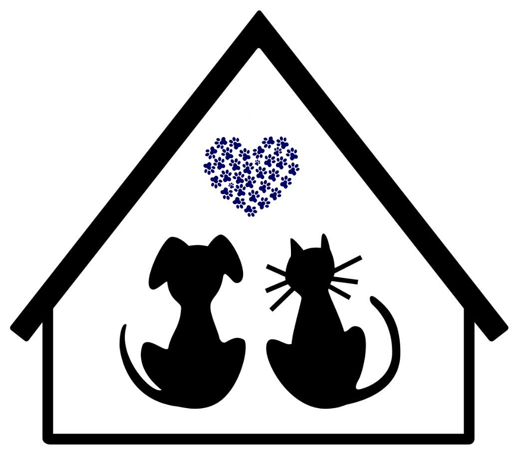 Pets clipart animal shelter. Dog and cat with