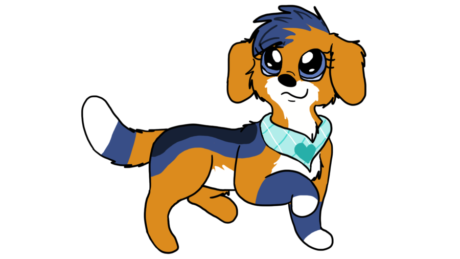 Pc blueberry by allissajoanne. Pet clipart beagle