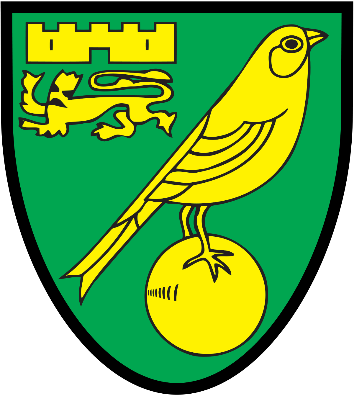 Badge of the week. Pet clipart canary