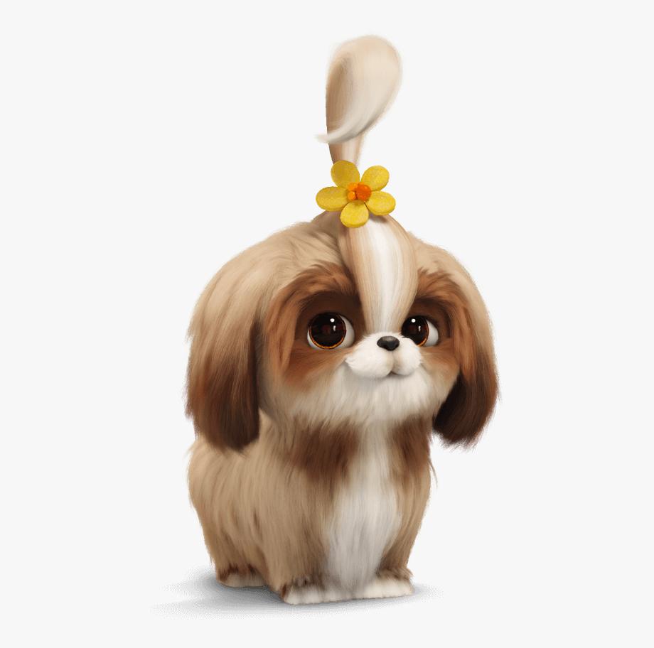 Pet clipart character. Secret life of pets