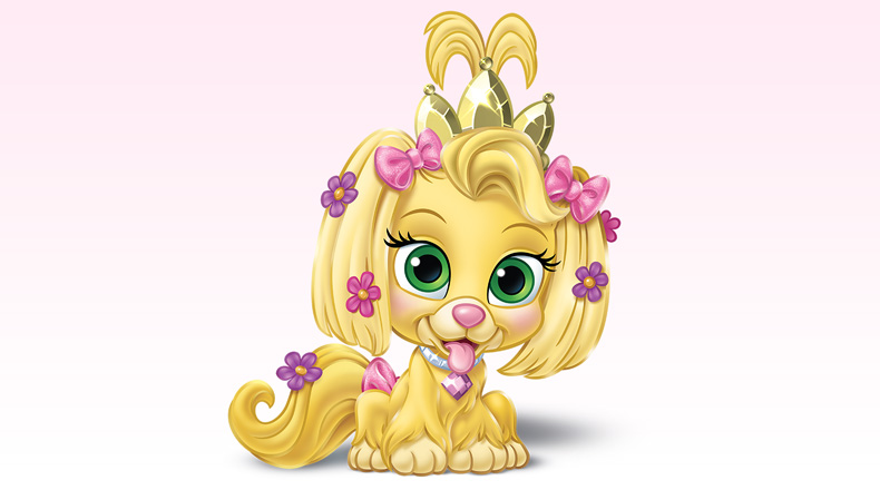 Pet clipart daisy. Palace pets wiki fandom