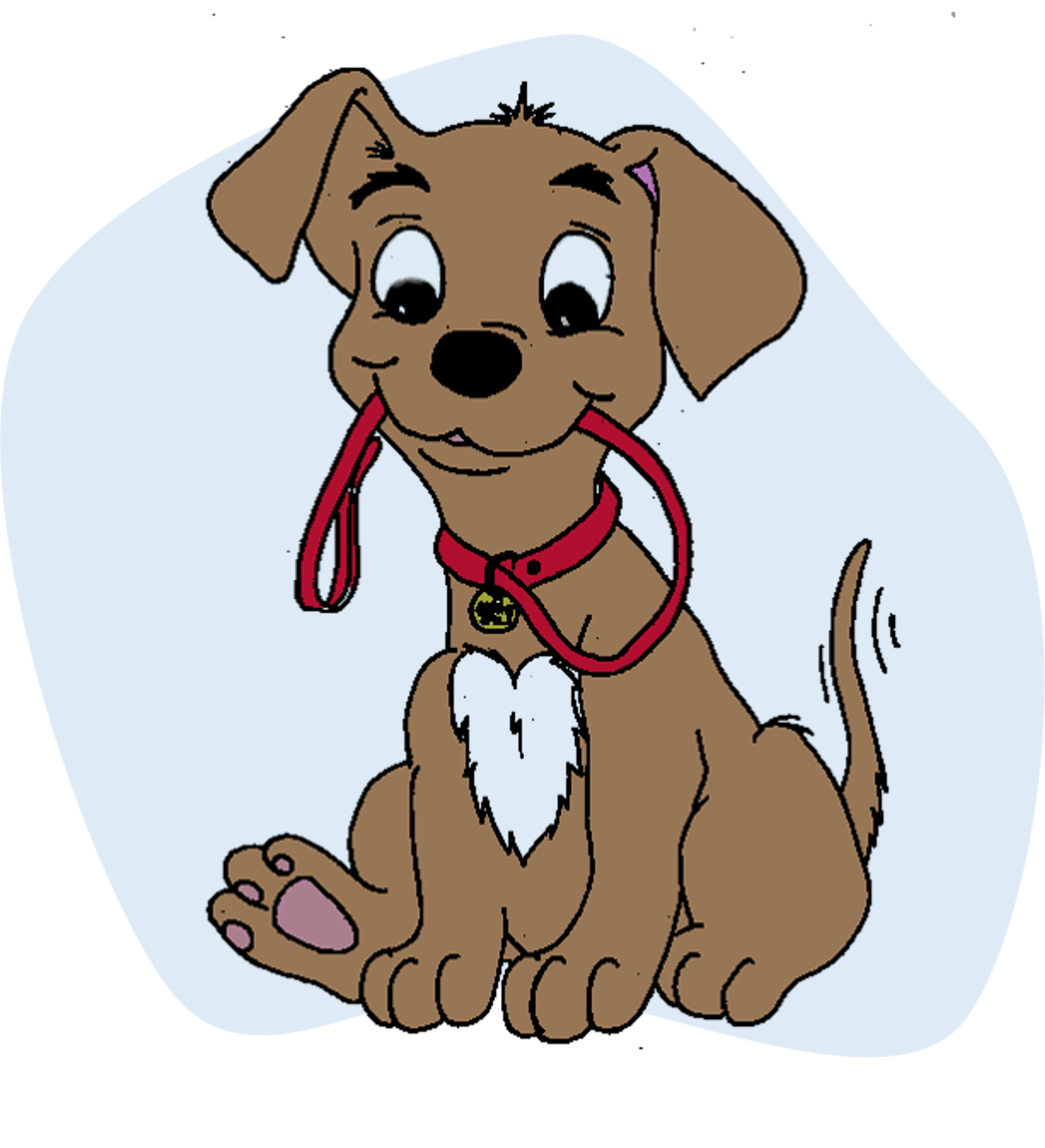 Pet clipart dog bone. Free word cliparts dogs
