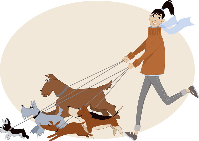 And why it s. Pet clipart dog exercise