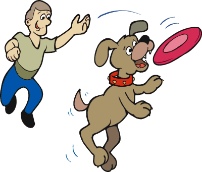 Pet clipart dog exercise. Behavior problems linked to