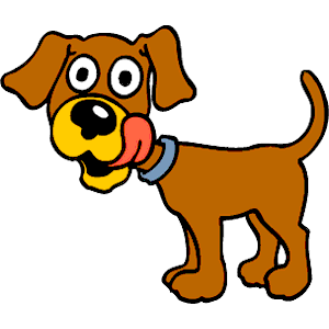 Licking cliparts of free. Pet clipart dog lick