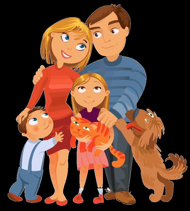 Dog puppy clip art. Pet clipart family pet