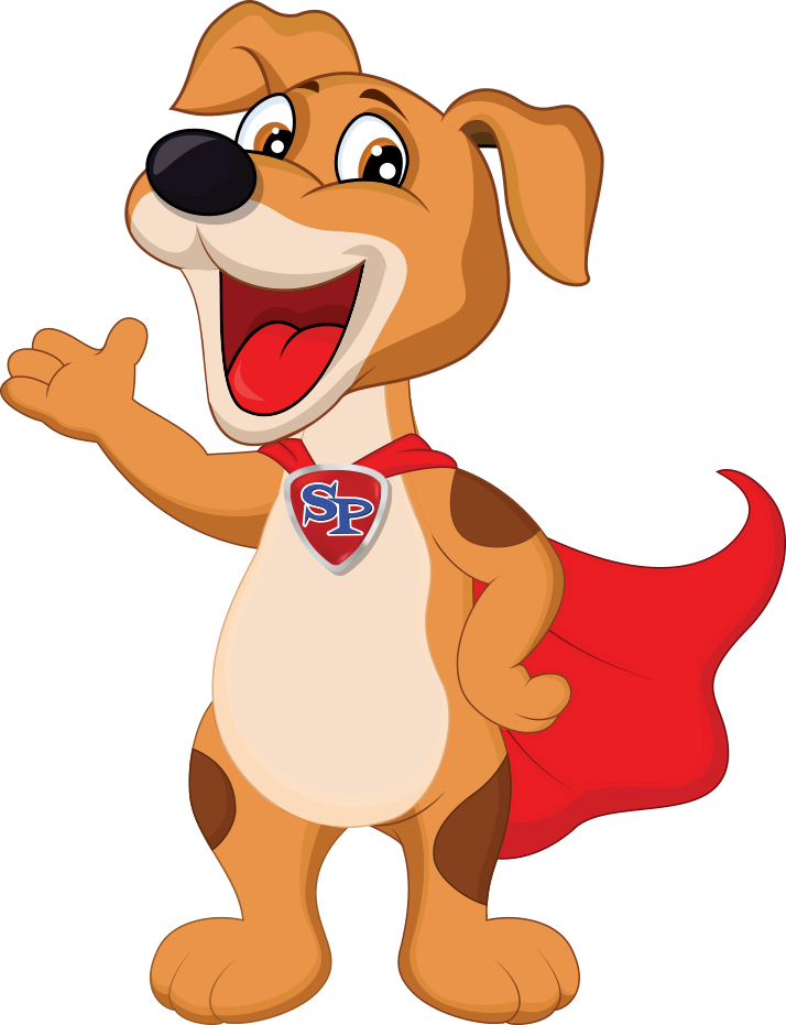 Pet clipart found dog. Super pets mobile grooming