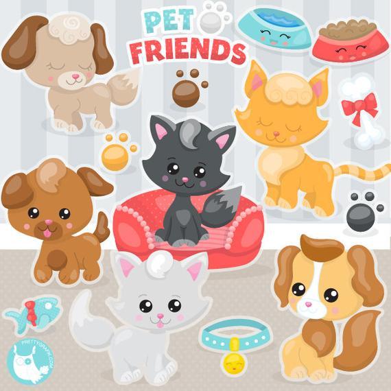 Buy get friends commercial. Pet clipart friend
