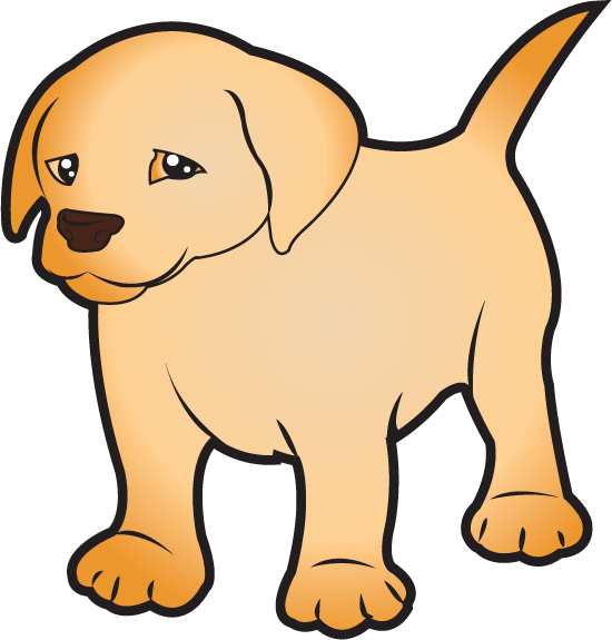 Fierce cliparthot of puppy. Pet clipart frisbee dog