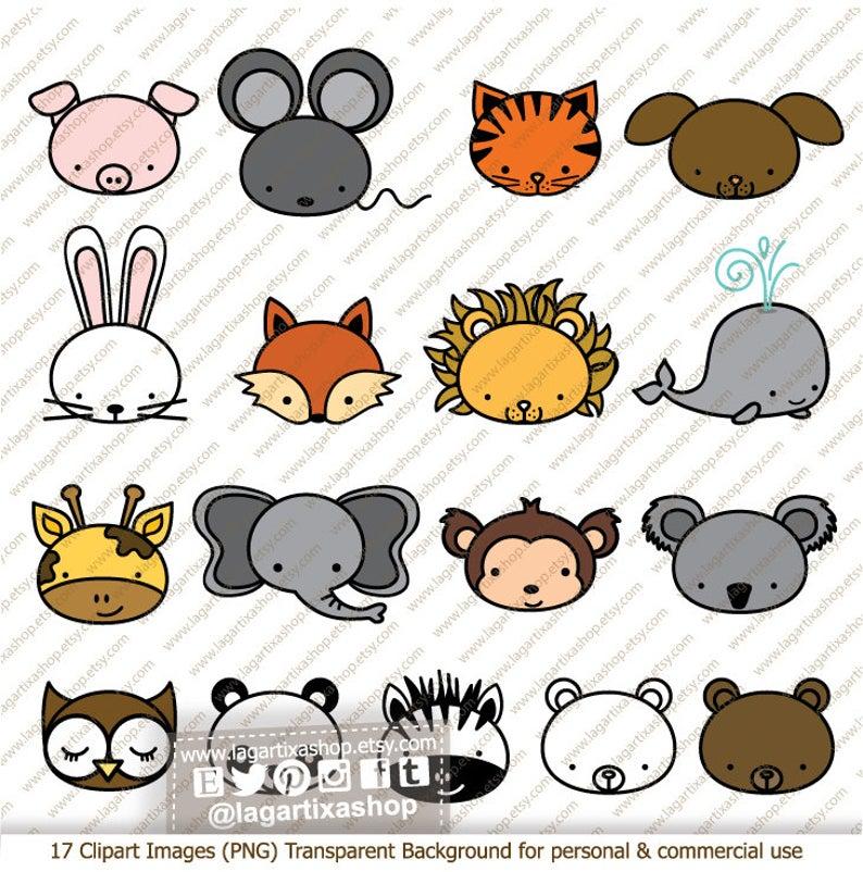 Pet clipart gog. Cute animals pig mouse