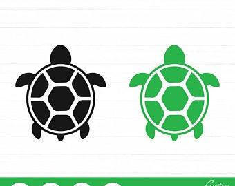 Etsy . Pet clipart green turtle