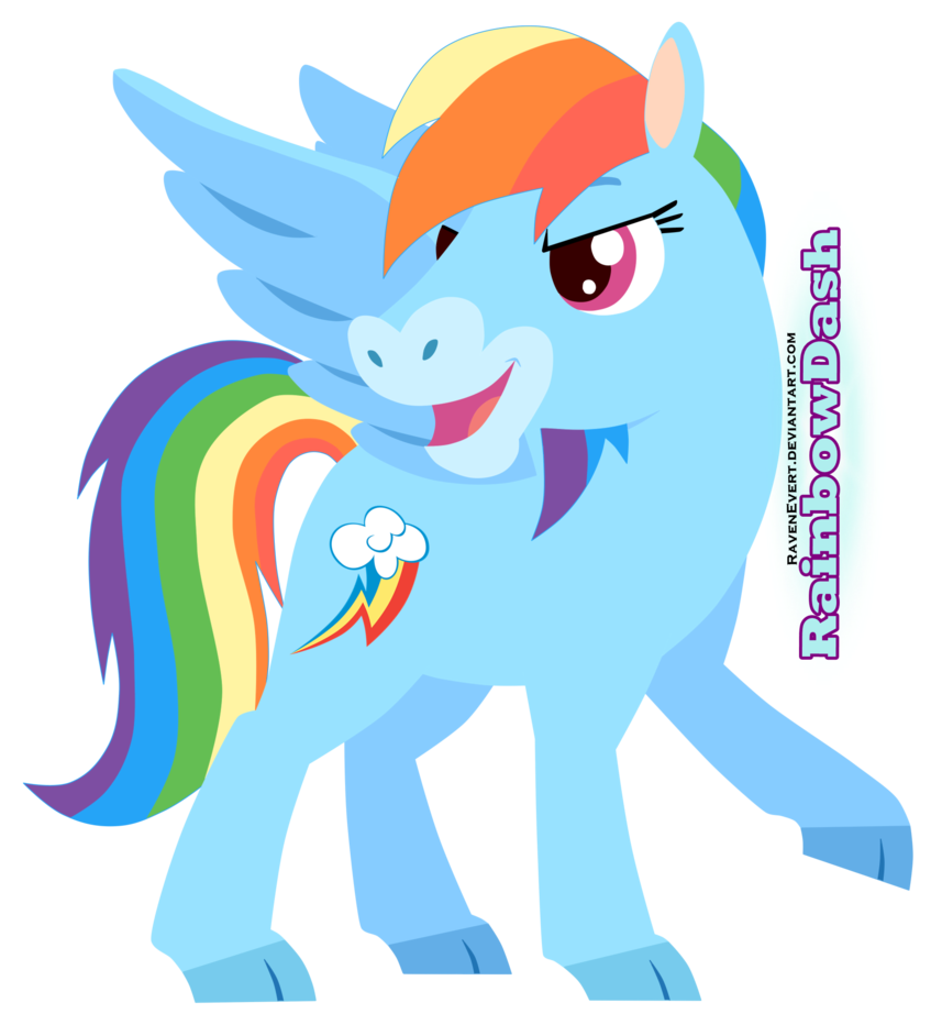 Rainbowdash pets by ravenevert. Pet clipart happy pet