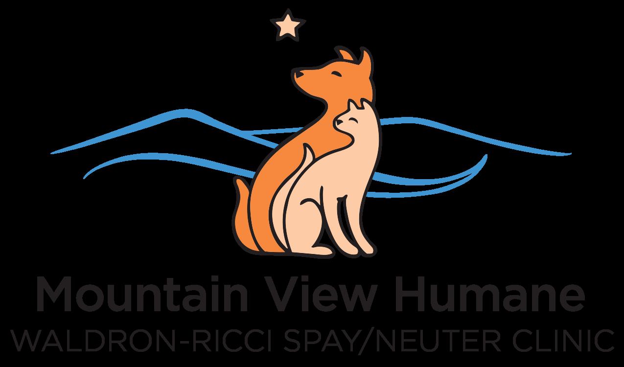 Mountain view spay neuter. Pet clipart humane