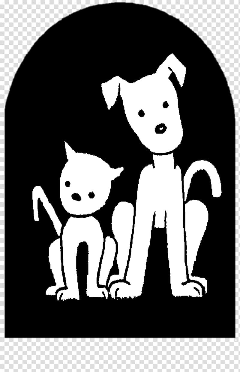 Dog cat animal shelter. Pets clipart humane