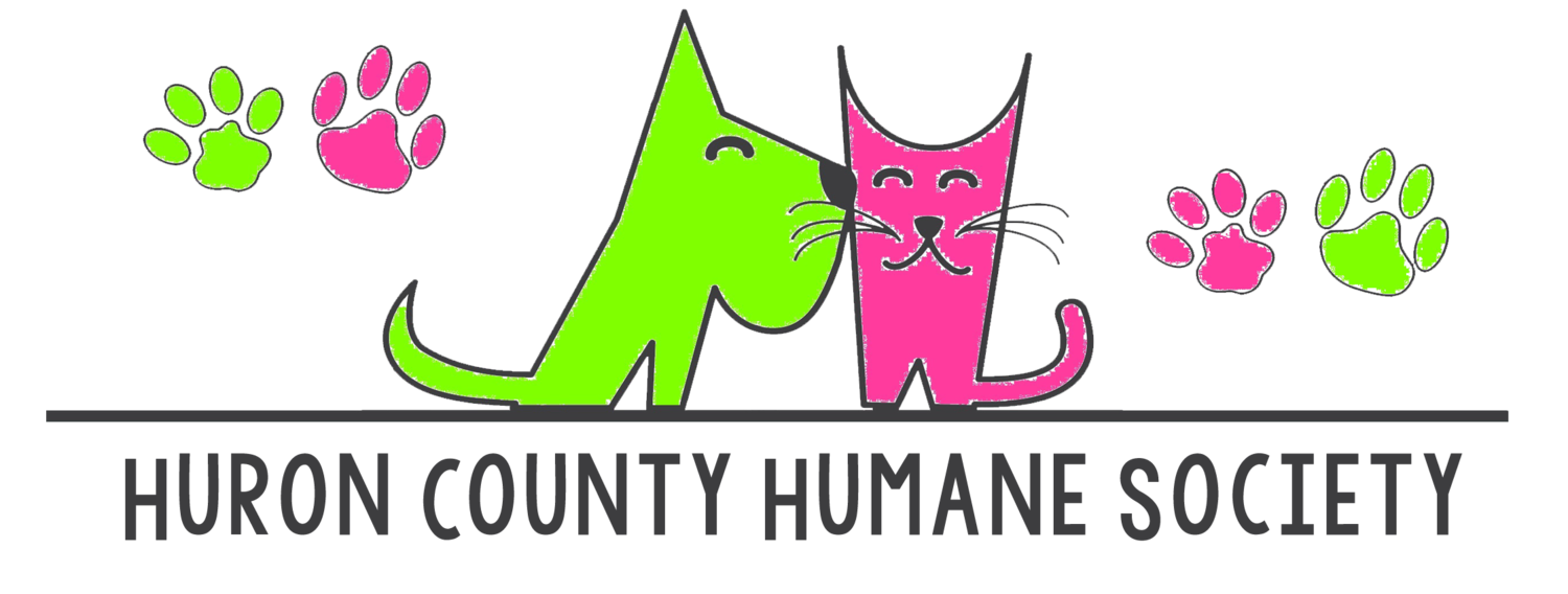 Huron county society formatw. Pet clipart humane