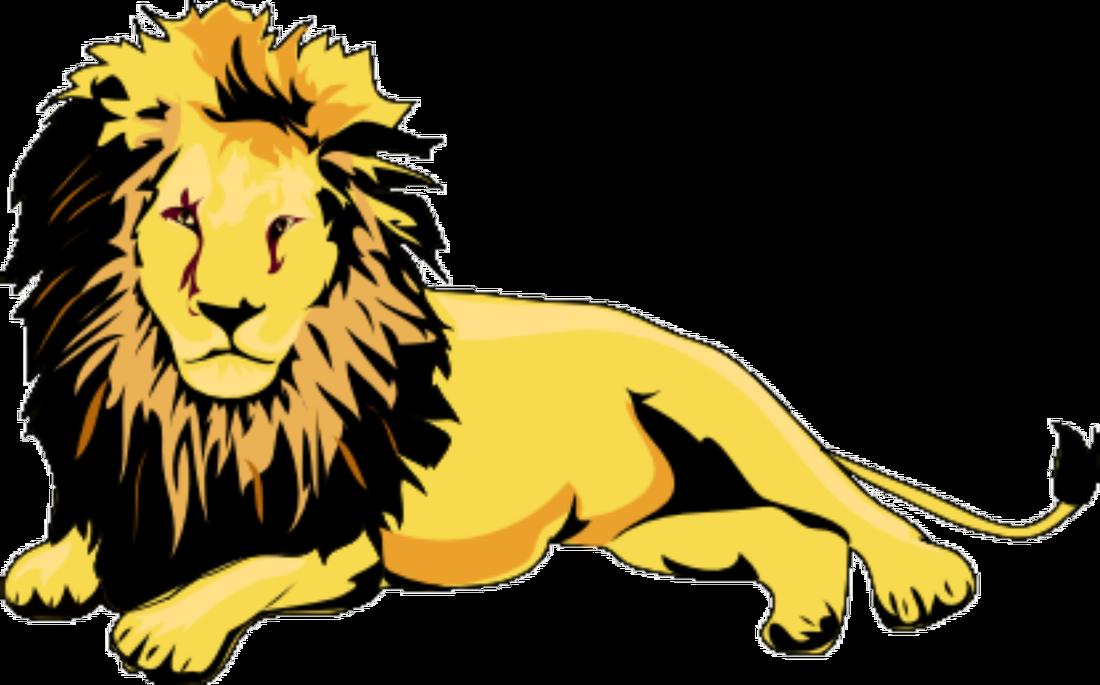 Pet clipart lion. Png modern clip art