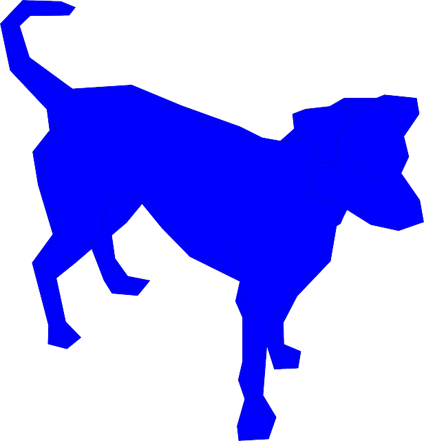 Pet clipart logo. Perro dog tail free