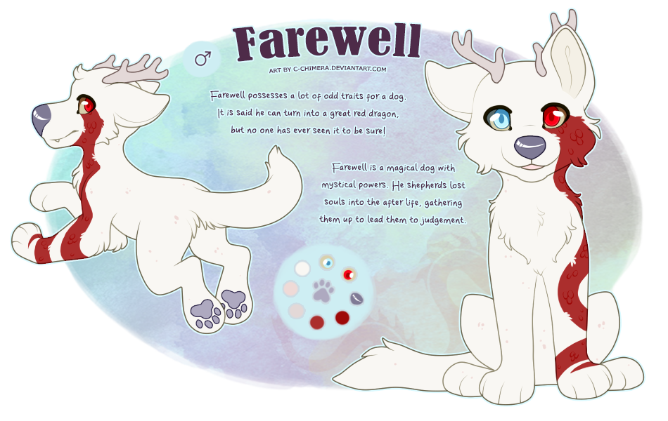 Pet clipart lot. Oc farewell by c