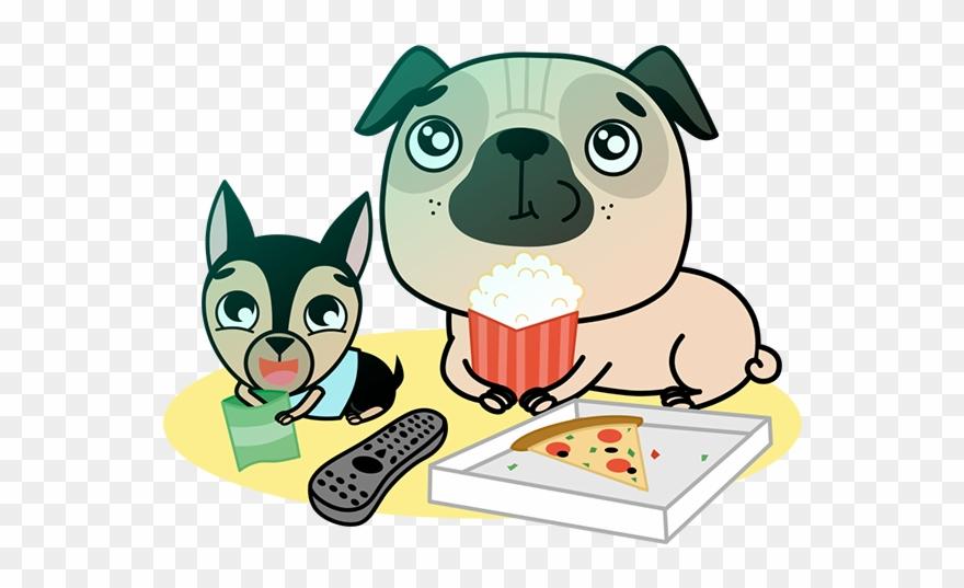 Pet clipart loyal dog. Pug emoji png download