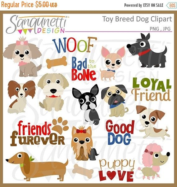 Toy breed puppy pet. Pets clipart loyal dog