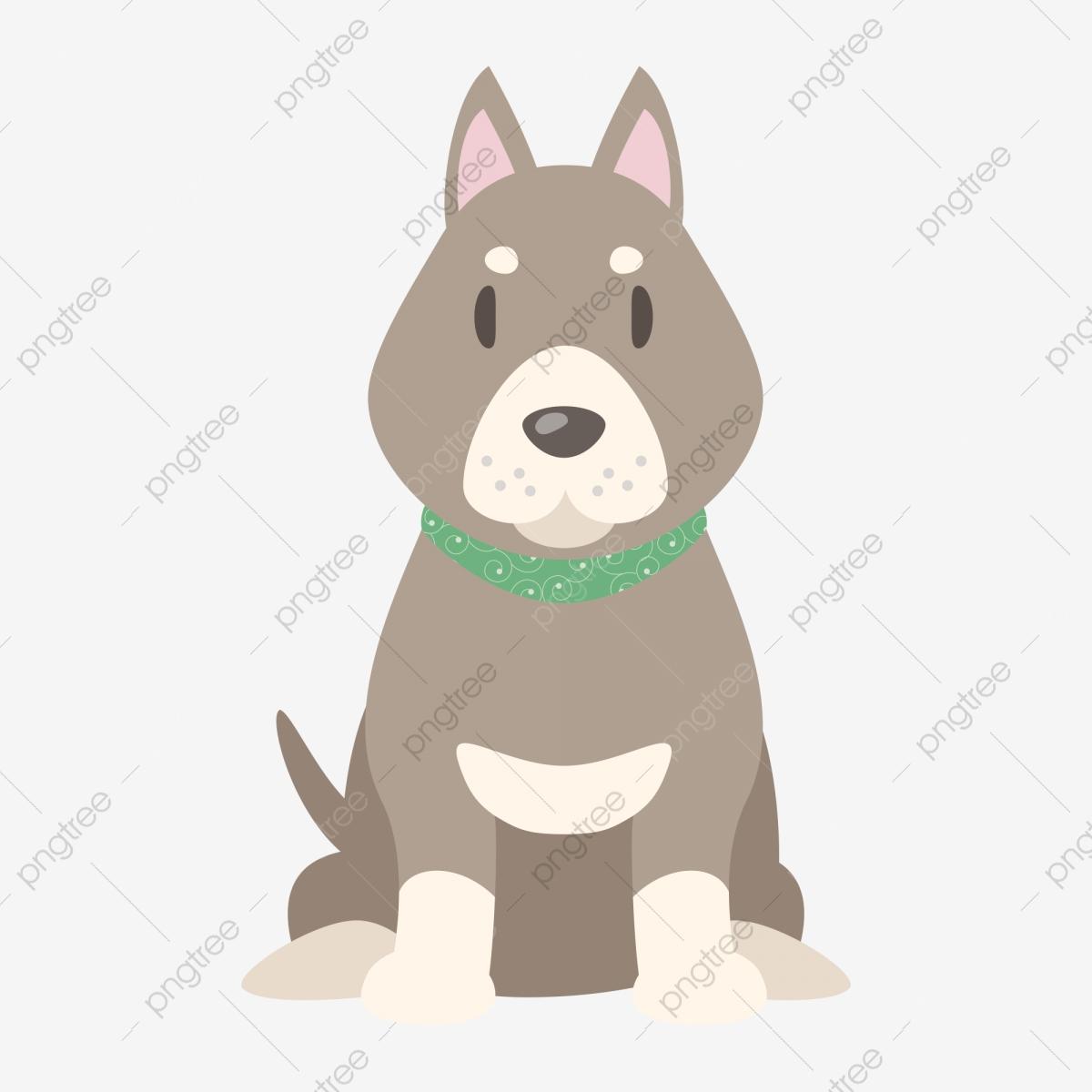 Cartoon year of the. Pet clipart loyal dog