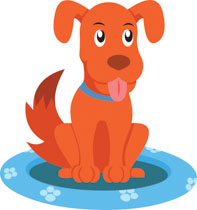 Free clip art pictures. Pet clipart many dog