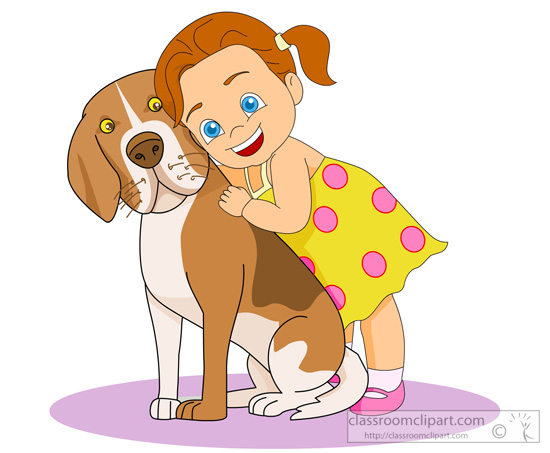 Free family cliparts download. Pet clipart one dog