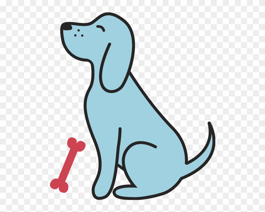 Pet clipart one dog. Png download pinclipart